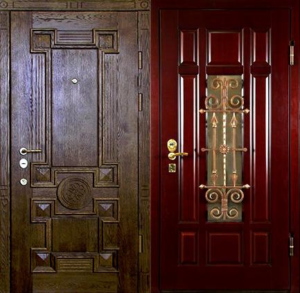 двери металлические входные массив 3 мм