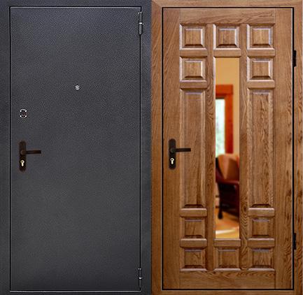 двери входные из филенки
