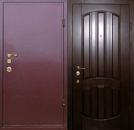 стальные двери броня элит