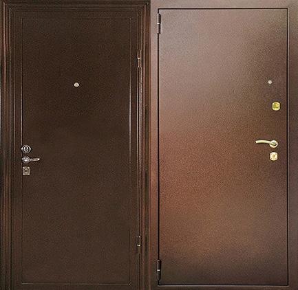 бронирование входные двери